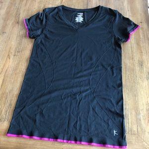 Danskin Now Fitness T-Shirt Excellent